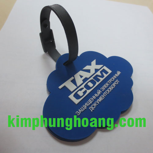 thẻ tag nhựa dẻo, thẻ tên nhựa dẻo, thẻ đeo hành lý nhựa dẻo, logo nhựa dẻo, logo pvc, logo cao su, thẻ hành lý, thẻ hành lý nhựa dẻo